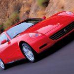 Przejażdżka Ferrari