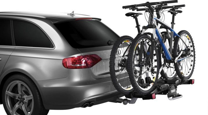 Bagażnik do przewożenia rowerów