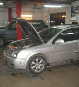 Regularny przegląd samochodu